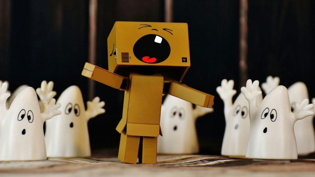 El Ghosting